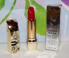 LANCOME Rose Desir #322 L'Absolu Rouge Advanced Lip Color FULL SIZE ~ BNIB RARE