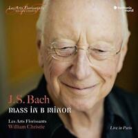 William Christie & Les Arts Florissants - J.S. Bach: Mass In B Minor (NEW 2CD)