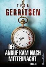 Der Anruf kam nach Mitternacht von Tess Gerritsen (2017, Taschenbuch)