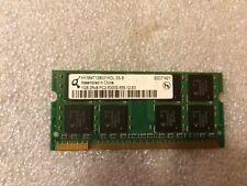 Memoria Sodim DDR2 Qimonda HYS64T128021HDL-3S-B 1GB PC2-5300 667MHz CL5 200-Pin