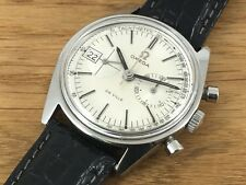 OMEGA De Ville Chronograph 146.017 Rare 930 Mechanical Date at 9 - Vintage 1970
