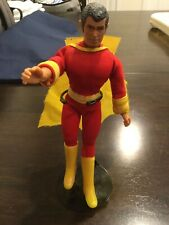 "Vintage 1974 Mego Shazam 8"" Original Action Figure ~DC Comics"