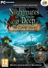 Nightmares from the Deep (PC DVD) NEW SEALED