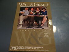 WILL & GRACE SEASON ONE BOX SET SEASON 1