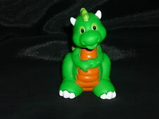 Fisher Price Little People Castle Green & Orange DRAGON
