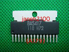 10PCS BA5417 ZIP-15 High-output dual power amplifier