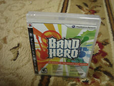 Band Hero  (Playstation 3, 2009)
