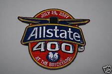 Nascar Brickyard Allstate 400  Event Emblem 2007 NEW