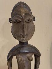 Art africain- ancienne Statuette ZANDÉ - Congo RDC