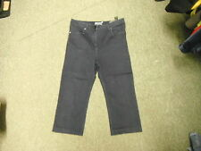 Per Una Cotton Stonewashed Straight Leg Jeans for Women