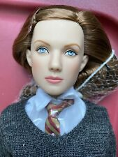 """Tonner HARRY POTTER 17"""" DOLL Series GINNY WEASLEY HOGWARTS LE 1000 Doll No Box"""