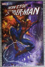 NON-STOP SPIDER-MAN #1 - Lucio Parillo Variant Cover - LTD 3000 - Marvel - 2021