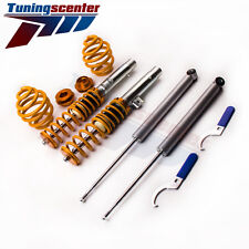 TCT Suspensions Coilovers Adjustable Kit for 98-06 BMW E46 3-Series Struts