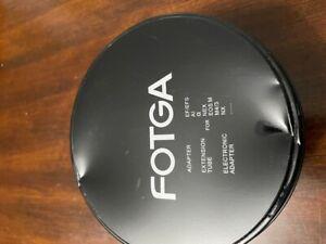 Fotga lens adapter for canon ef/efs lens
