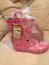 Smoky Mountain Girls Show Horse Pink Boot Size 2
