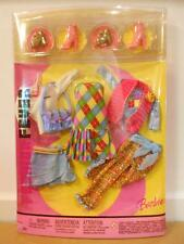Barbie FASHION FEVER CLOTHES CLOSET MIX AND MATCH G9038
