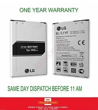 Official Genuine Battery For for LG G4 H815 LG BL-51YF 3000 mAh UK