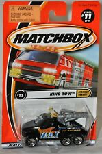 Matchbox 2001 #11 King Tow Auto Max Wrecker MOC VHTF Highway Heroes