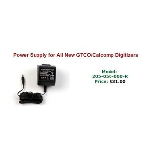 GTCO CalComp Power Supply for Old Digitizers
