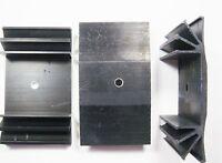Kühlkörper TO3 TO220 RthK 2 K/W Aluminium eloxiert(70,5x40x15mm) #21K10%