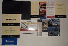 hyundai entourage manual ebay rh ebay ca