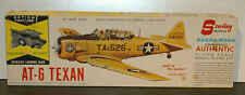 Vintage Sterling Model AT-6 Texan WWII Army & Navy Trainer (Box Only)
