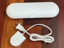 Genuine Philips Sonicare Electric Toothbrush Charger HX6100 Base w/ Case