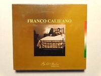 FRANCO CALIFANO  -  GOLD ITALIA COLLECTION  -  CD 2006 NUOVO E SIGILLATO