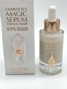CHARLOTTE TILBURY Charlotte's Magic SERUM Crystal Elixir 30ml/1oz READ Descript!