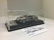 McLaren 570S blade zilver NY Autohow 2015 1:43 Tecnomodel DMC new T43-EX02B