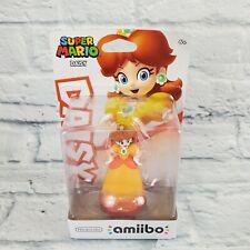 Nintendo Amiibo Super Mario Daisy New