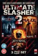 Ultimate Slasher Collection II 5037899055601 With Andrew Hall DVD Region 2