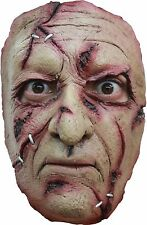 Serial Killer 28 Latex Face Mask Psycho Masks Scary Creepy 25528 Fancy Dress