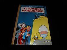 Franquin : Spirou et Fantasio 13 : Le voyageur du mésozoïque EO Dupuis 1960