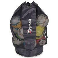 Precision 20 Football Ball Jumbo Mesh Sack-Bag