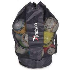 CALCIO coaching Precision 20 CALCIO Net Ball Bag con maniglia per il trasporto