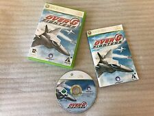 Over G Fighters For Microsoft Xbox 360 Game PAL Complete