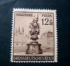 """GERMANIA ,GERMANY 1944 REICH """" Fondazione Fulda"""" 1V. Cpl SET MNH**"""