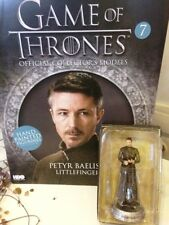 Game Of Thrones GOT Official Collectors Models #7 Petyr Baelish (Kleinfinger)