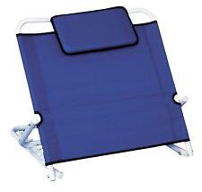 Aidapt Adjustable Blue Bed Back Rest-5 Position Comfort Aid Backrest