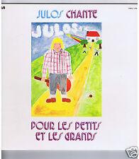 LP JULOS BEAUCARNE CHANTE POUR LES PETITS ET LES GRANDS
