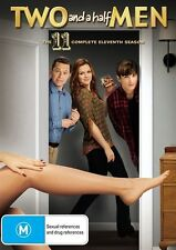 Two And A Half Men : Season 11 (DVD, 2014, 3-Disc Set)