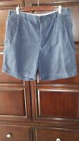 Tommy Hilfiger Navy Blue Mens Shorts Size 38