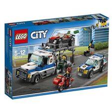 Lego 60143 Atraco al camión de coches