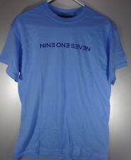 Call Me 917 Nine One Seven Tee T-Shirt Black Bianca Chandon Size M shirt