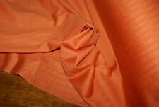 3M ORANGE CHRISTINE KNIT JERSEY FABRIC WITH STRETCH, SELLING BY THE METRE
