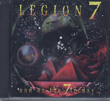 LEGION 7 - AND ON THE 7TH DAY...!! NEW!!