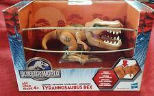 Jurassic World Chompers Tyrannosaurus Rex Figure Hasbro Dinosaur