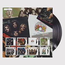 2020 Music Giants - Queen Album Covers Fan Sheet