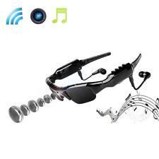 1080P Polarized Bluetooth Sunglasses Spy Camera Glasses Headset HD Cam Earphones